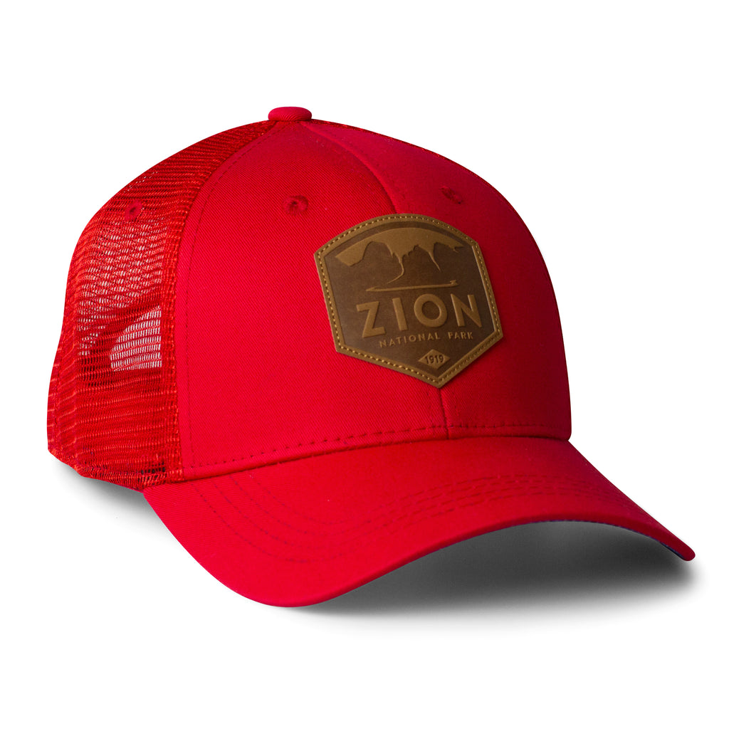 9f6e2789d02 ZION NATIONAL PARK HAT – Kind Design
