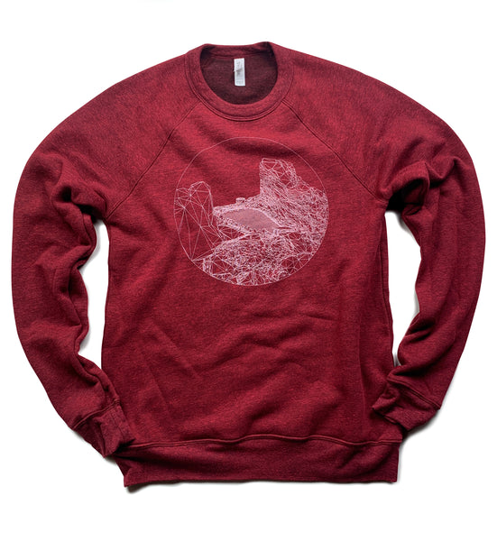 THE ROCKS SWEATSHIRT