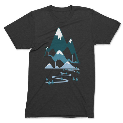 WINTERSCAPE T-SHIRT