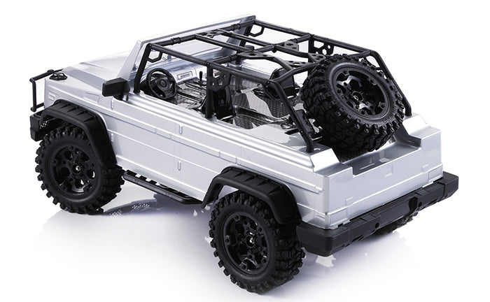 HG P402 1/10 2.4G 4WD Wheel Drive RC Roadster