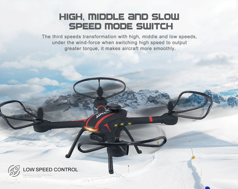 JJRC H11WH 720P WIFI FPV With 2MP Camera 2.4G 4-CH 6-Axis RC Quadcopter RTF