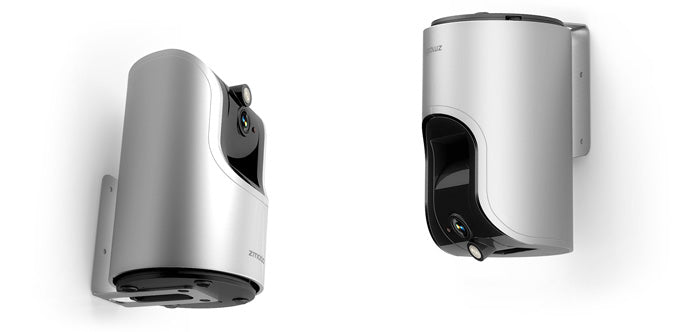 Zmodo ZH-IZV15-WAC Smart WiFi Camera