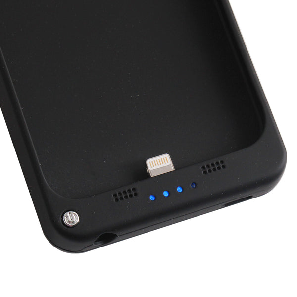 2600mAh External Backup Battery Case Power Bank Charger for iPhone 5/5S