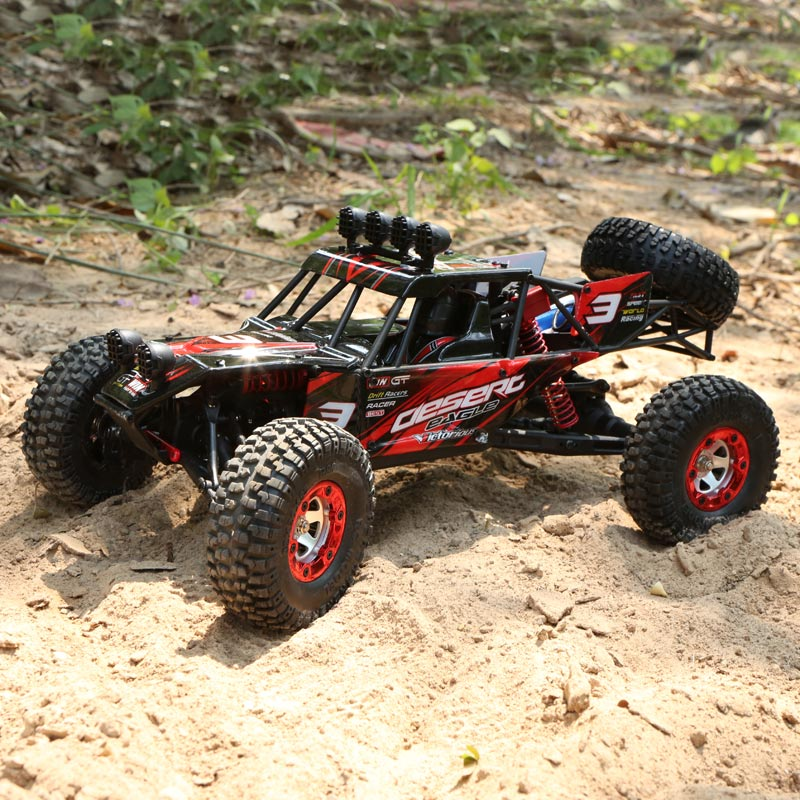 Feiyue FY03 Eagle-3 1:12 2.4G 4WD Desert Racing Off-Road RC Car