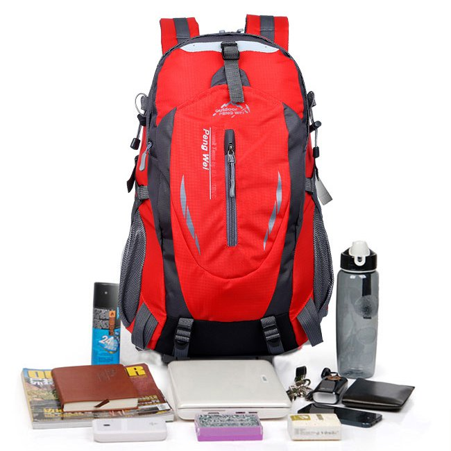 35L Waterproof Outdoor Camping Travelling Hiking Backpack