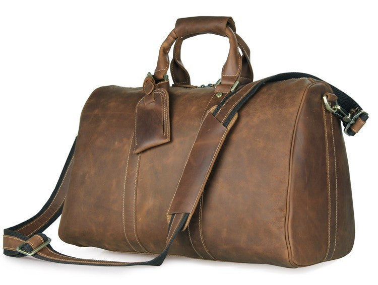 Neo Leather Duffle Bag