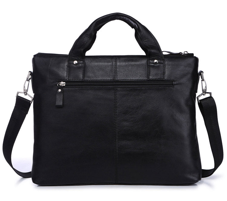 Leather Business Bag 'Mercury'