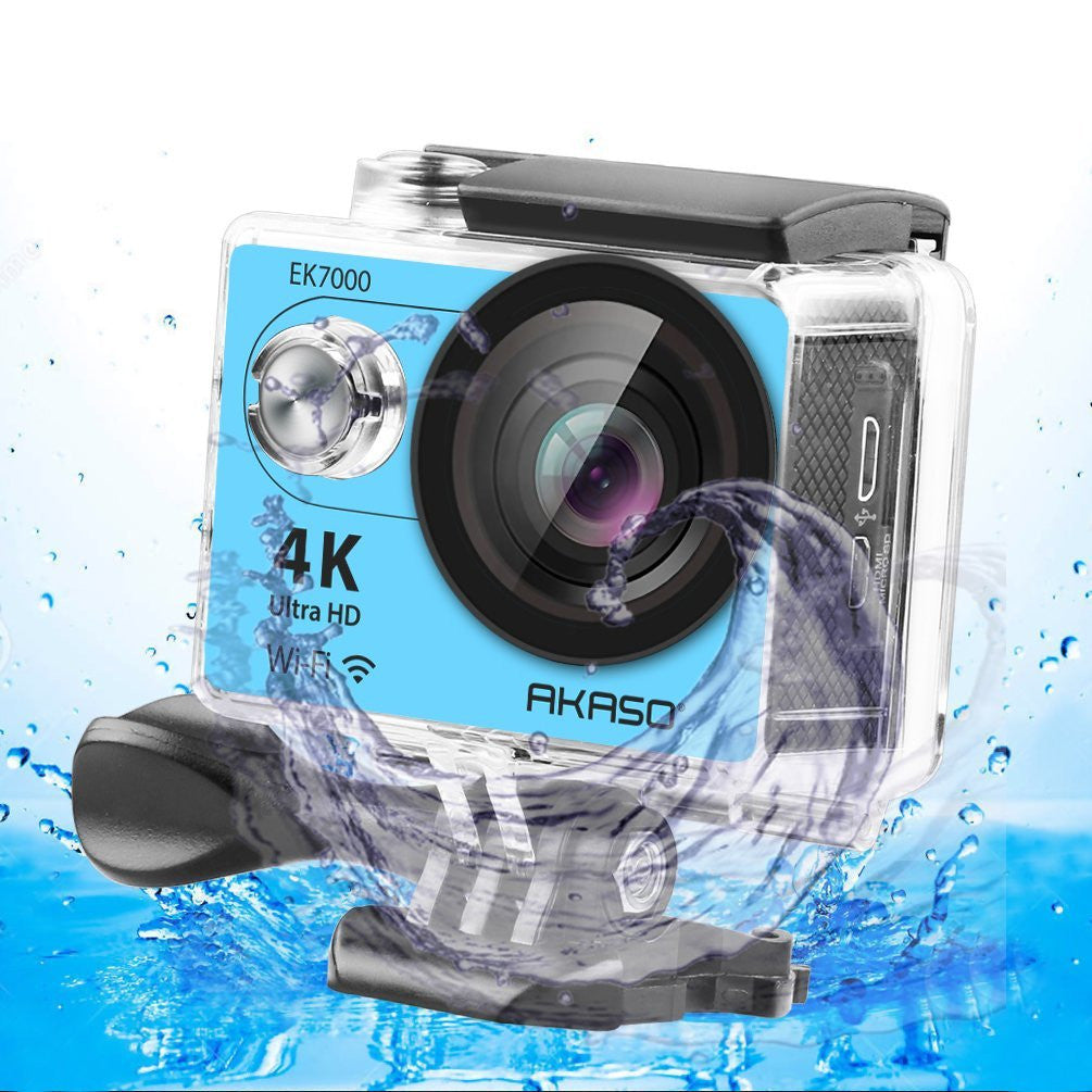 AKASO EK7000 4K Sport Action Camera Ultra HD Camcorder