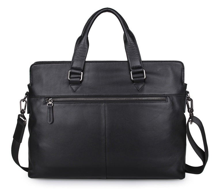 'Dionysus' Leather Briefcase