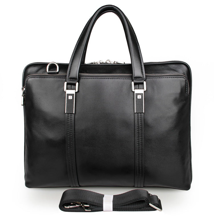 City Leather Portfolio Briefcase