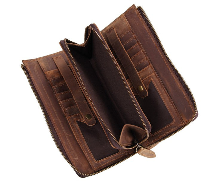 Large Zip Around Wallet USL8048C