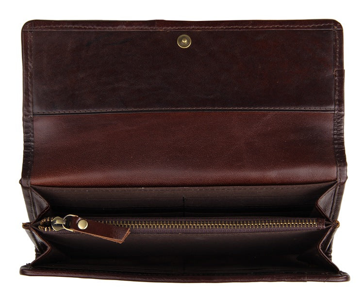 Continental Leather Purse