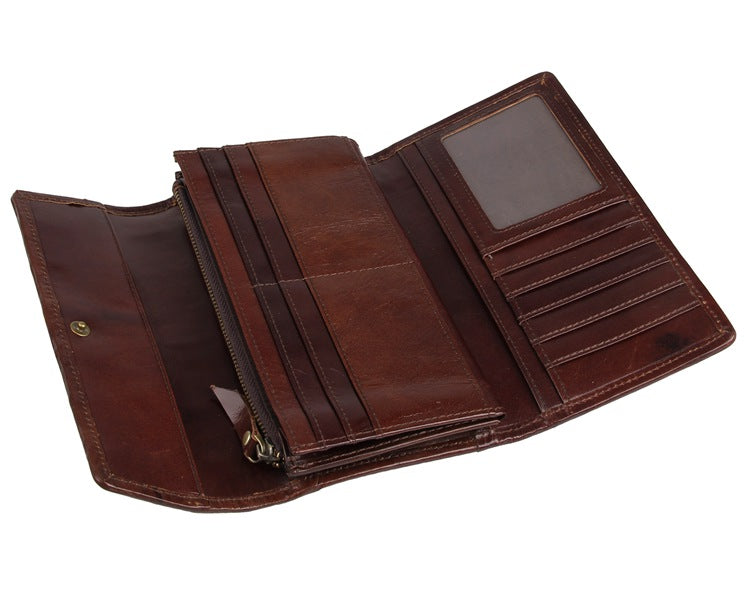 Continental Leather Purse - 2