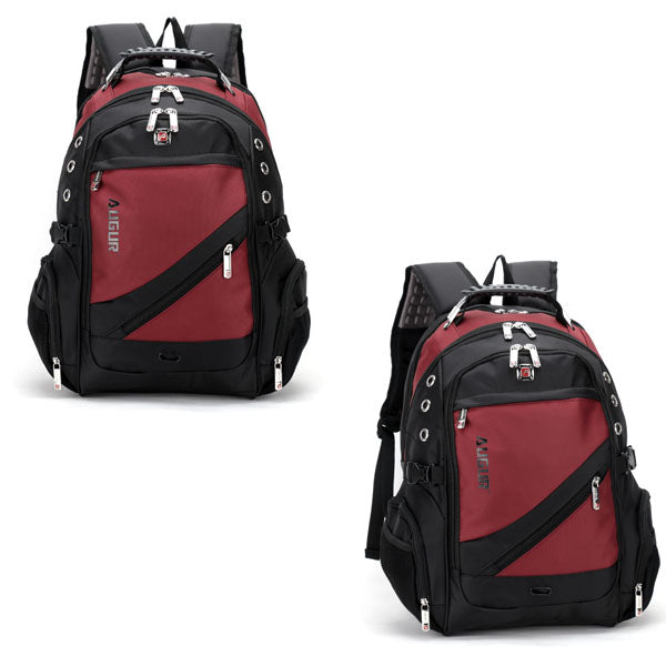 Augur Waterproof Multifunctional Laptop Backpack Travel Bag