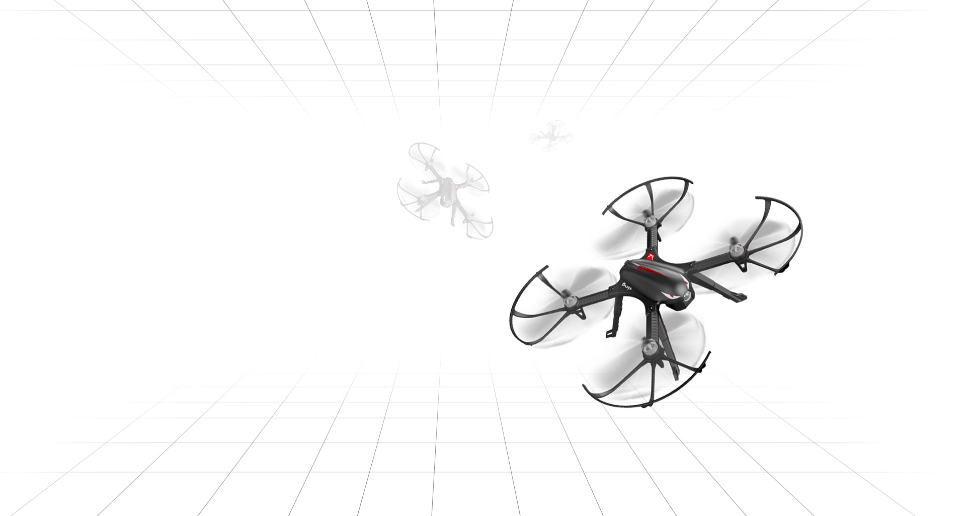 MJX Bugs 3 Brushless Quadcopter