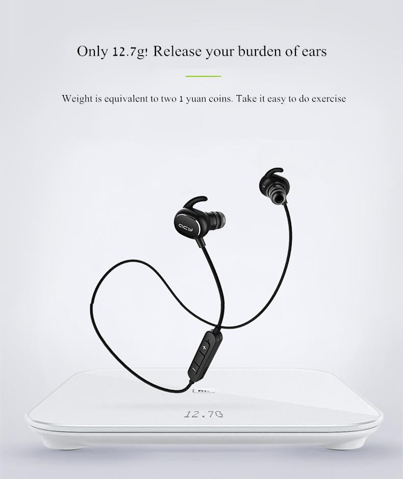 QCY QY19 Phantom Earphones With Microphone