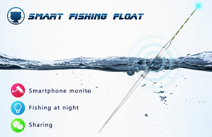Wireless Bluetooth Intelligent Smart Fishing Float