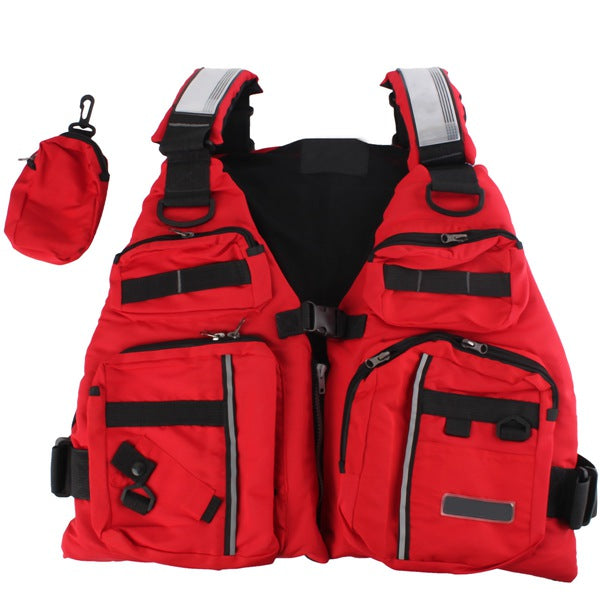 Sailing Fishing Hunting Jacket Vest