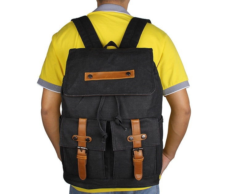 Little London Canvas Backpack