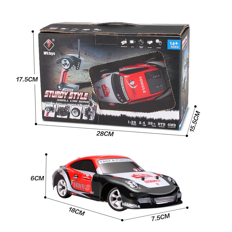 WLtoys K969 4WD Independent Suspension RC Drift Car
