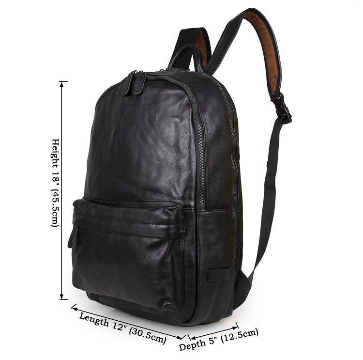 Leather Backpack Siena