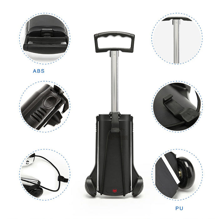 Universal Aluminium Portable Folding Trolley