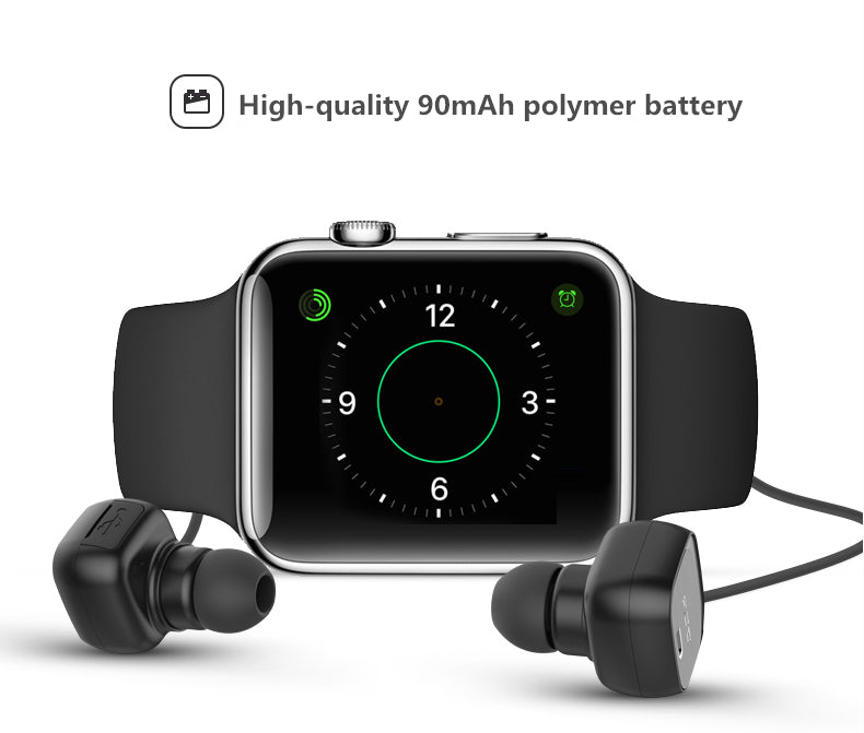 QCY QY12 Sport Magnetic Adsorption Stereo Wireless Bluetooth 4.1 Headphone