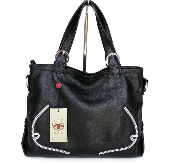 """Sue"" Leather Handbag"