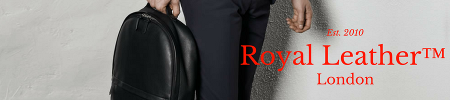 Leather Backpacks by Royal Leather London™