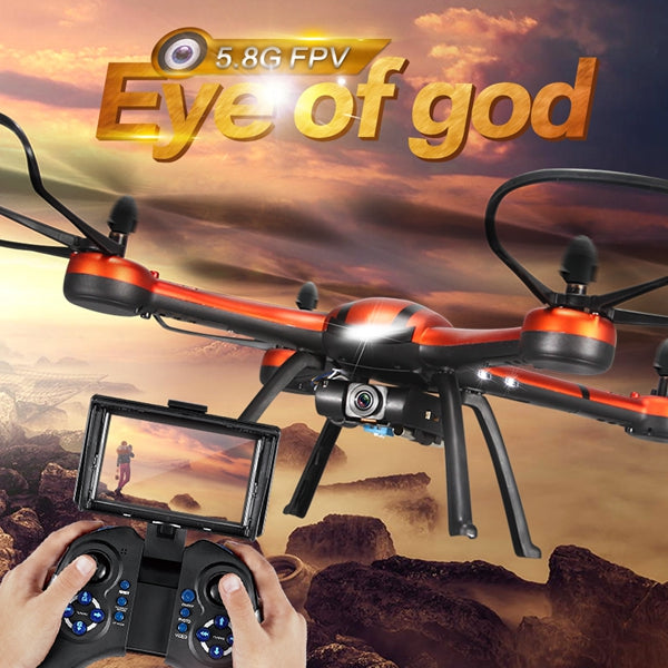 JJRC H11D FPV Quadcopter  5.8G FPV 2.0MP HD Camera