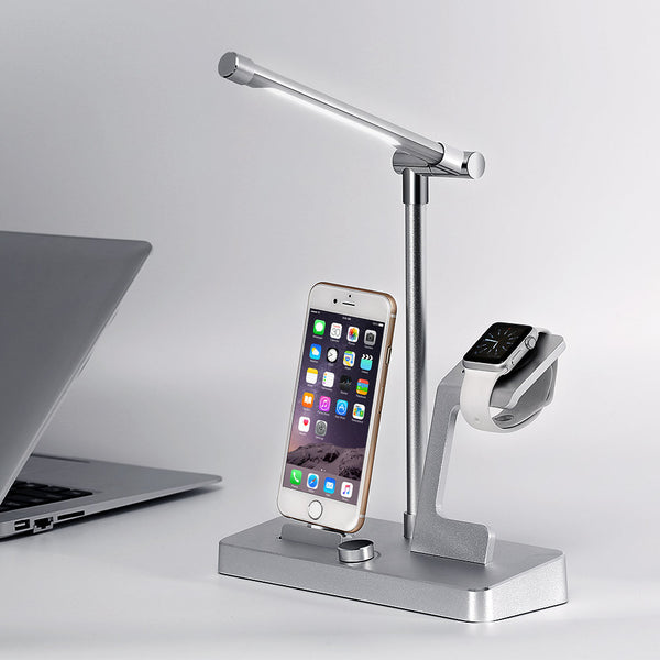 Apple Multifunctional Charging Station Holder iPhone and iWatch