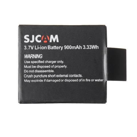 SJCAM SJ6 LEGEND Action Camera Replacement Battery 3.7V 900mAh Li-ion