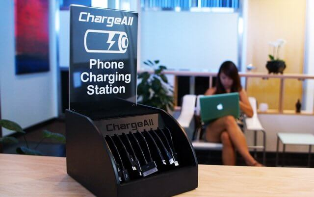 Beware public mobile charging points - your phone can be hacked in minutes
