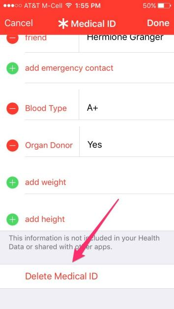 Life-Saving iPhone Feature