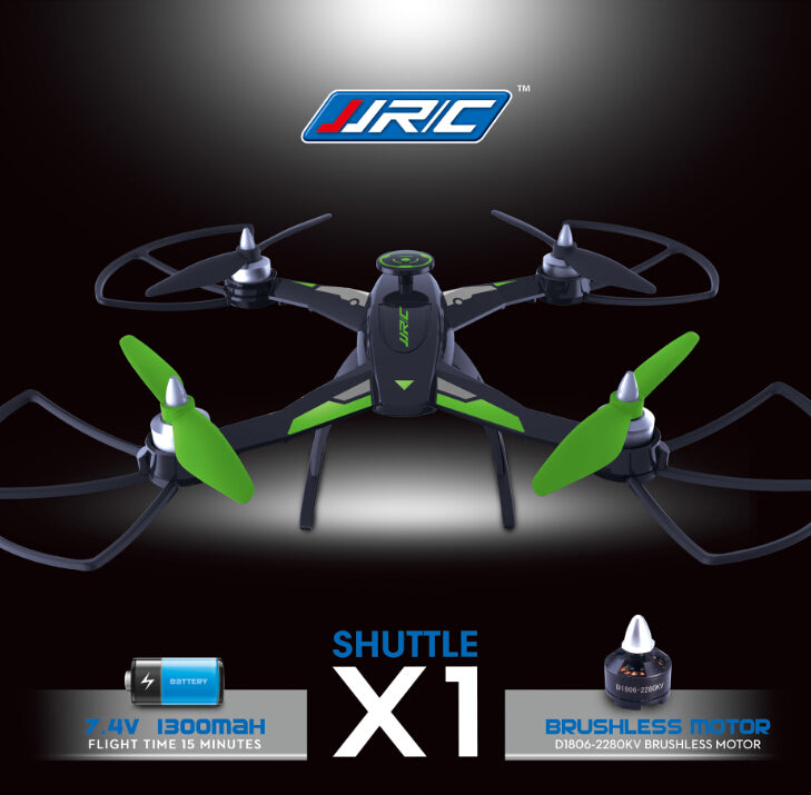 JJRC X1 With Brushless Motor 2.4G 4CH 6-Axis RC Quadcopter RTF