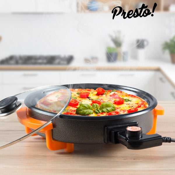 Presto Ceramic Coated Electrical Pan
