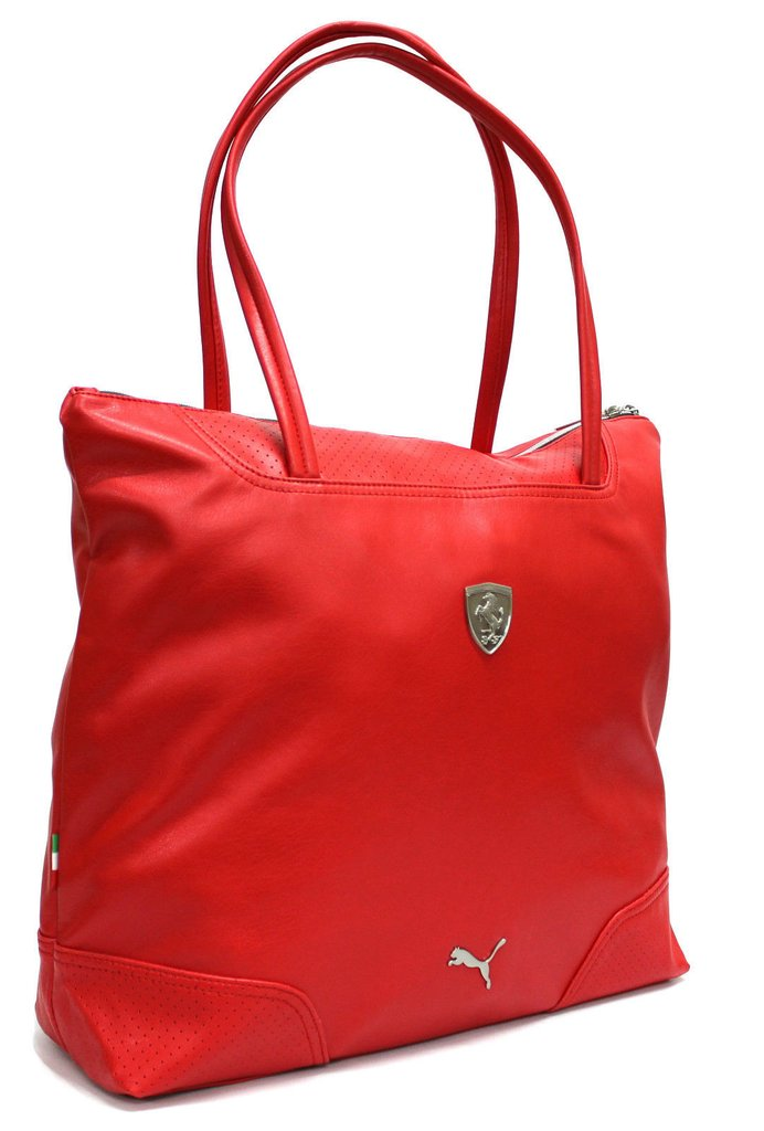 Puma Ferrari LS Shopper Bag 071596-02