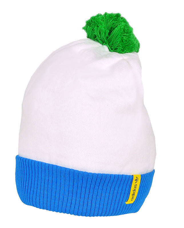 adidas Originals Pom Pom Football Beanie