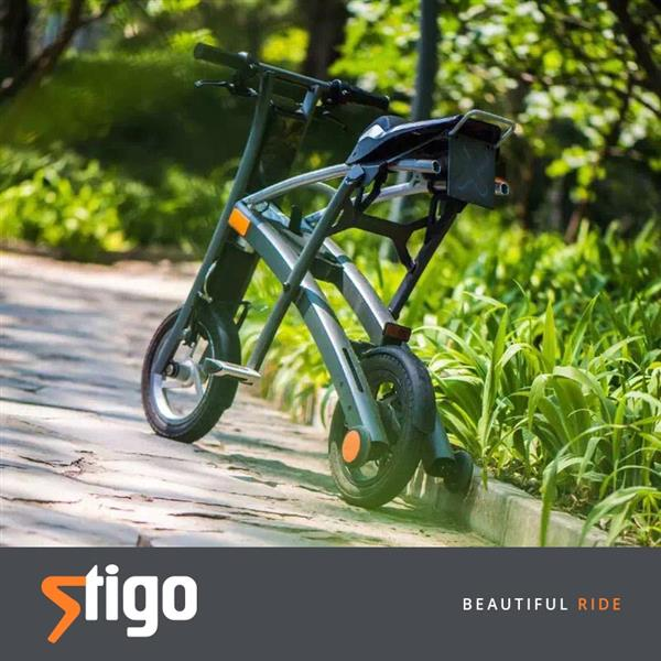 Stigo Plus Electric City Bike