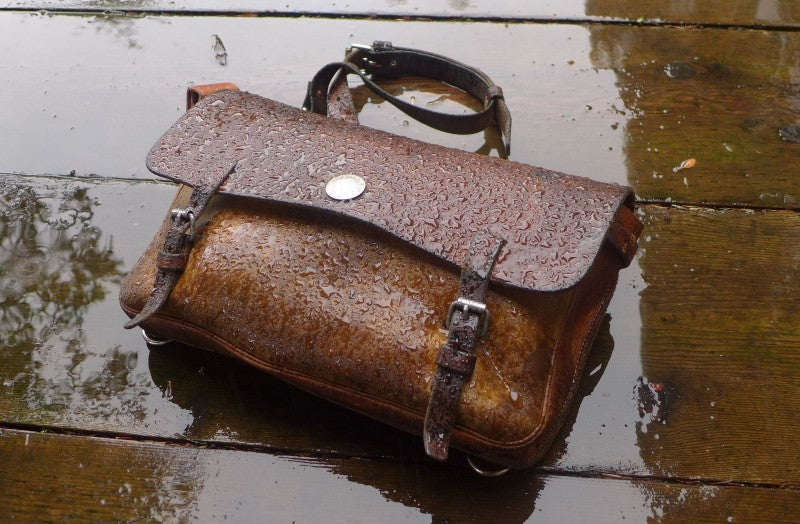 How to Waterproof your Leather Bag