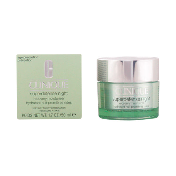Anti-Ageing Cream Superdefense Night Clinique-Universal Store London™