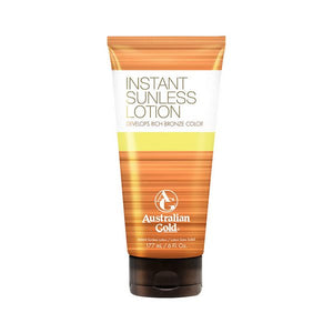 Self-Tanning Lotion Sunless Instant Australian Gold (177 ml)-Universal Store London™