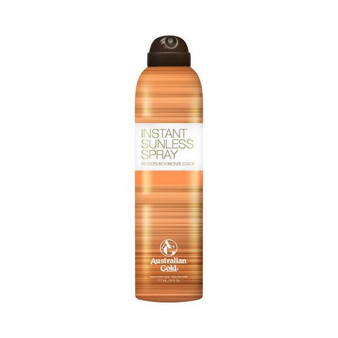 Self-Tanning Spray Sunless Instant Australian Gold (177 ml)-Universal Store London™