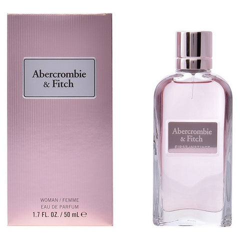 Image of Women's Perfume First Instinct Abercrombie & Fitch EDP-Universal Store London™