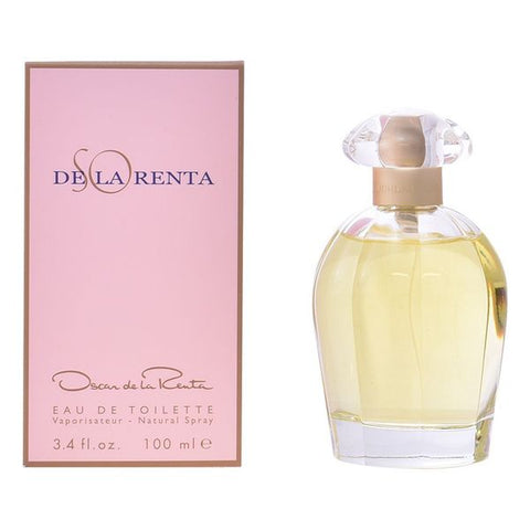 Image of Women's Perfume So De La Renta Oscar De La Renta EDT (100 ml)-Universal Store London™