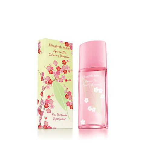 Image of Women's Perfume Green Tea Cherry Blossom Elizabeth Arden EDT (100 ml)-Universal Store London™