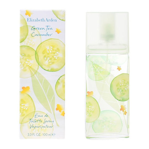 Image of Women's Perfume Green Tea Cucumber Elizabeth Arden EDT (100 ml)-Universal Store London™