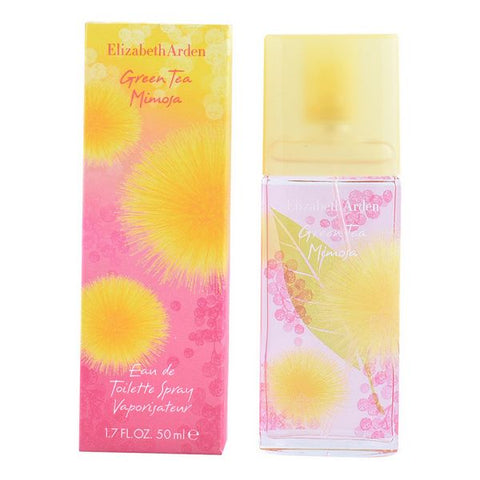 Image of Women's Perfume Green Tea Mimosa Elizabeth Arden EDT (50 ml)-Universal Store London™
