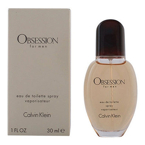 Image of Men's Perfume Obsession Calvin Klein EDT-Universal Store London™