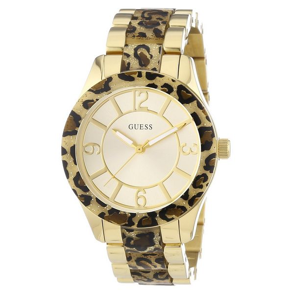 Ladies' Watch Guess W0014L2 (37 mm)-Universal Store London™